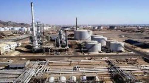 عاجل : مصافي عدن تستعد لضخ الف طن متري من مادة الديزل الى منشآت شركة النفط