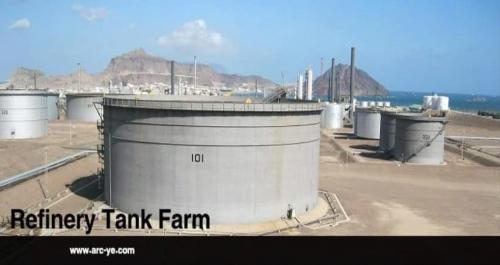 عاجل :مصافي عدن تزود شركة النفط بـ 8 ألاف طن متري من البنزين والديزل ومحطات بيع الوقود تفتح أبوابها