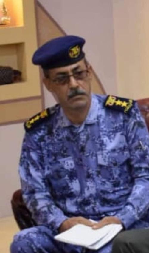 عاجل: تفاصيل وفاة قائد أمني بارز في حضرموت