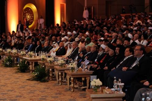 """""""المؤتمر العالمي للأخوة الإنسانية"""" الذي ينظمه مجلس حكماء المسلمين يضع الخطوط العريضة لرؤية الأخوة العالمية في أبوظبي"""