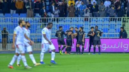 نادي النصر يتخطى القادسية وينفرد بوصافة ترتيب الدوري السعودي