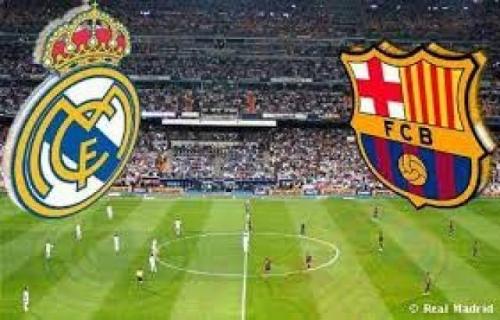 كلاسيكو اسبانيا برشلونة وريال مدريد تنتهي بالتعادل 1-1
