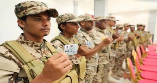 صرف البطائق العسكرية الاكترونية لمنتسبي الجيش (تفاصيل)