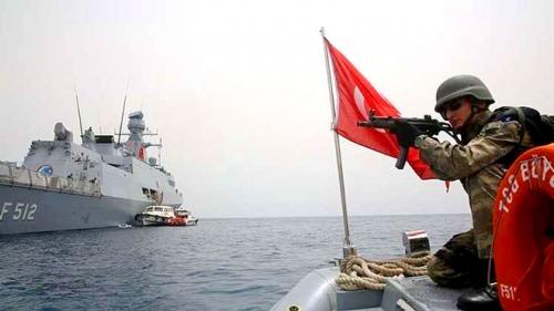 تركيا تمدد مهمة قواتها في خليج عدن
