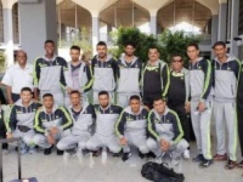 الشعلة وخيبل المهرة يمثلان اليمن في البطولة العربية لكرة الطائرة بتونس