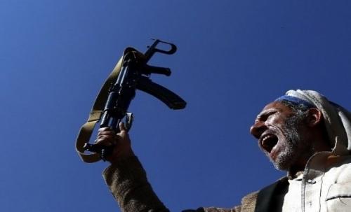 عكاظ: #إيران تصنع الموت عبر أذرعها بـ #اليمن
