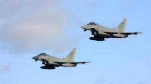عاجل: طيران التحالف العربي يعود مجددا الان ويحلق بكثافة فوق عدن والمجلس الانتقالي يصدر بيان هام