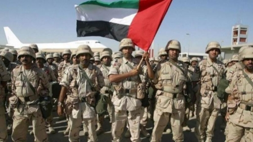 """مغردون يتفاعلون مع هاشتاق """"الصقور المخلصين"""" لتحية الجنود الإماراتيين"""