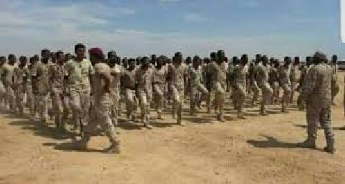 """القائد """"البحسني"""" يدشن دورات جديدة بقيادة المنطقة العسكرية الثانية ويزور الصالة الرياضية بلواء الريان والشعبة الهندسية"""