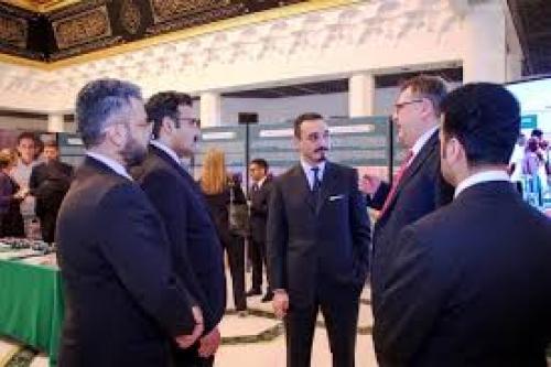 «إعمار اليمن» يستعرض مشاريع التنمية بلندن