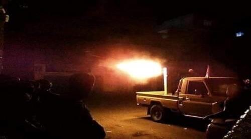 هجوم للمقاومة_الجنوبية استهدف قوات في جبل العرقوب في ابين