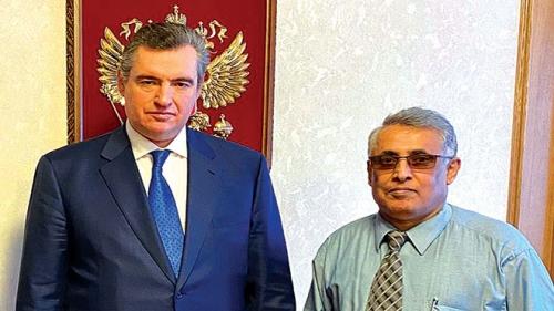 الانتقالي يبلغ موسكو وواشنطن بعرقلة الشرعية تنفيذ اتفاق الرياض
