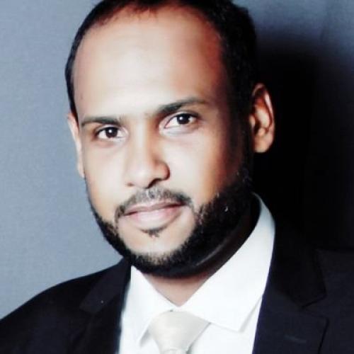 """""""الجعيدي"""" يتهم الاصلاح باستنزاف الموارد المالية للتحالف عبر الجيش الوطني دون أي تقدم ملموس في جبهات القتال مع الحوثي،"""