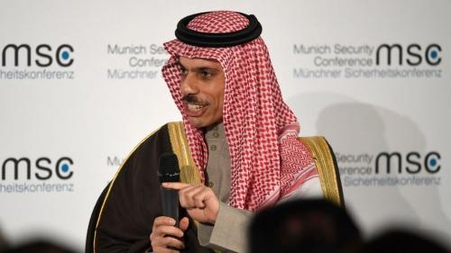 وزيرالخارجية السعودي الأميرفيصل: موقفنا في اليمن كان دوماً داعماً للحل السياسي