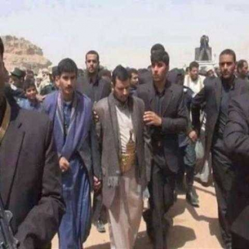 مصادرمقتل الحارس الشخصي لـ عبدالملك الحوثي ( الاسم + الصورة)
