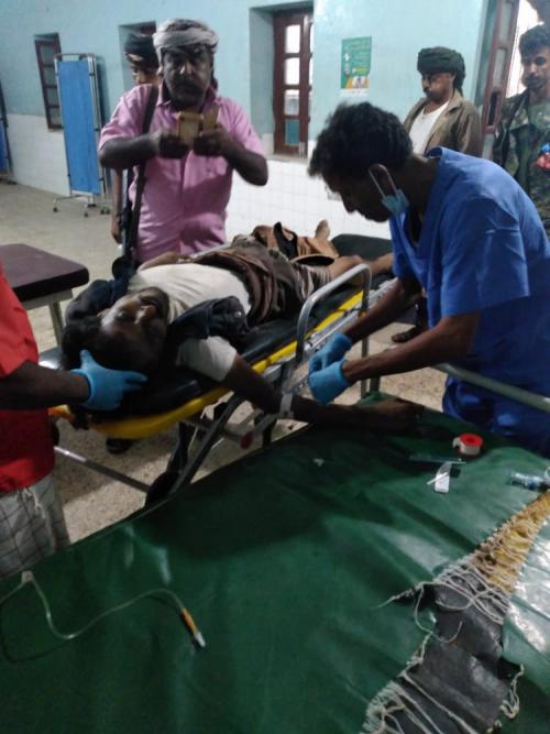 عقب إهمال مستشفى المديرية الأهالي يهددون بالتصعيد الشعبي بأحور