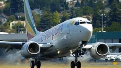 """سقوط طائرة إثيوبية وعلى متنها """"149"""" راكبا وطاقم من """"8"""" أفراد"""