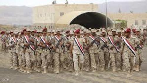 وقفه قبليه كبيره لمساندة اللواء 30 مدرع لمنع الحوثيين من اسقاط هذه المحافظة