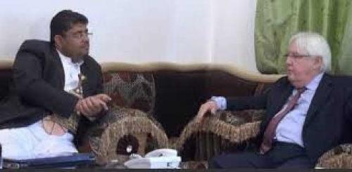 """تعرف/الحوثيون يُكّذبون """"غريفيث"""" ويعلنون رسمياً رفضهم تسليم ميناء الحديدة"""
