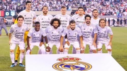 وفاة رئيس نادي ريال مدريد بفيروس كورونا