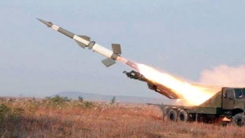 اعتراض صاروخين بالستيين في سماء الرياض والمالكي يعلق