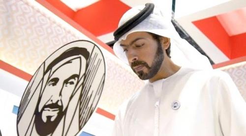 خليفة بن طحنون: زايد صاحب إرث ثقافي كبير