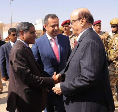 سالم الخنبشي :  لاصحة للانباء التي تحدثت عن لم الغاء مشروع انشاء المحطة الكهروغاية بساحل حضرموت