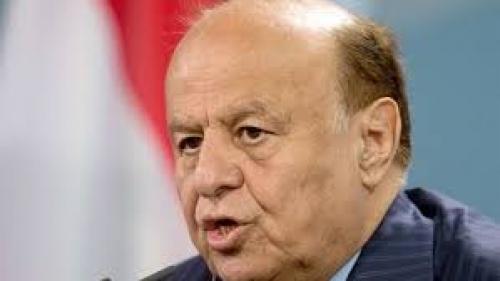 هادي: أريد أن يكتمل الدستور قبل أن يتم اغتيالي