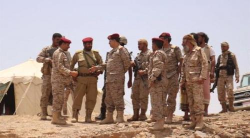 التحالف العربي يوقف قادة ألوية عسكرية ويحيلهم للتحقيق على خلفية تسليمهم للجوف