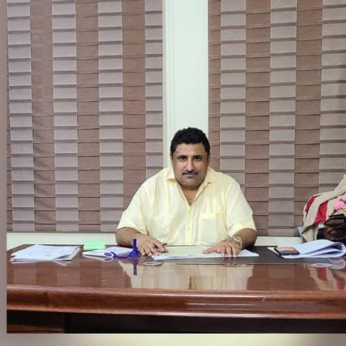 رجل الأعمال الجنوبي الشيخ عصام هزاع يهنئ الشعب الجنوبي عامة بمناسبة حلول شهر رمضان المبارك