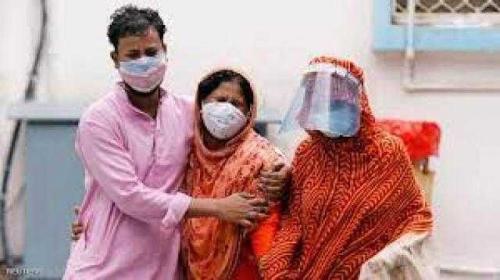 الهند تسجل رقم قياسي لإصابات كورونا لليوم الخامس على التوالي