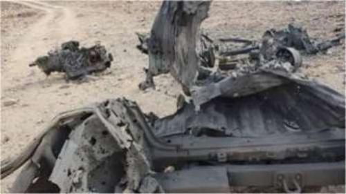 مقتل 3 مدنين بانفجار عبوة ناسفة زرعتها المليشيا في الخوخة