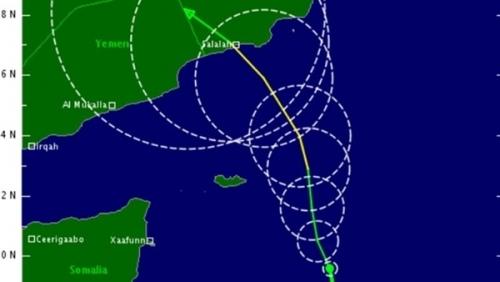 الإمارات تستبعد تأثرها بالإعصار ماكونو بشكل مباشر
