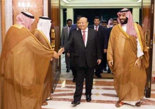 """"""" العرب """" : التزام سعودي على إنجاح خارطة سلام يمني"""