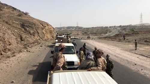 بتوجيهات من الرئيس عيدروس قاسم الزُبيدي تحرك اللواء أول صاعقة الى ساحة المعركة بجبهات الضالع