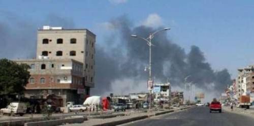 انفجار عبوة ناسفة في عدن وسقوط قتلى وجرحى