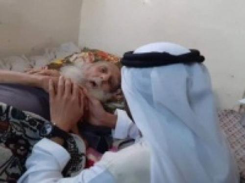 لفتة إنسانية كريمة من أيادي الخير الإماراتية لأسرة معاقة بقلوعة عدن