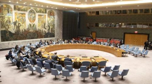 جلسة مغلقة بمجلس الأمن الدولي بشأن اليمن