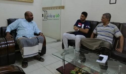 مناقشة الترتيبات الخاصة باستضافة نادي متطوعون للمسابقات الثقافية الرمضانية للأندية الرياضية
