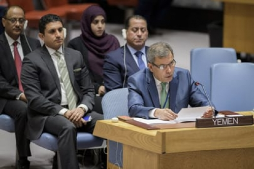 السعدي : الحكومة تواصل جهودها بالمجال الاقتصادي رغم تعنت الميليشيات الحوثية ومحاربتها للمؤسسات المالية