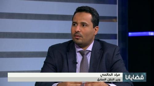 الحالمي : الجبواني يفتعل الأزمات  وهو مسؤول عن سرقة 69 حافلة مهداة من الإمارات لمؤسسة النقل في عدن