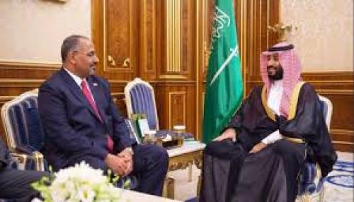 تصريح الرئيس القائد الزبيدي عقب وصوله السعودية