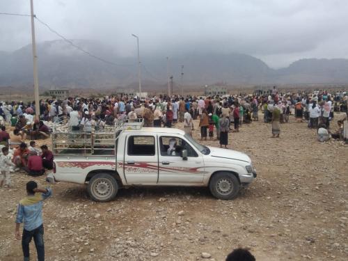 تشييع جثمان رجل الأعمال سالم عبدالله القباص بمدينة الروضة في موكب جنائزي حزين