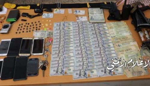 ضبط اخطر متهمة بالنشل والسرقة في منطقة شعوب
