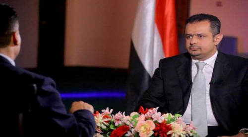 معين عبدالملك يقول انه يرفض تسوية سياسية خارج التضحيات ويقول ان معركة مارب اولوية حكومية