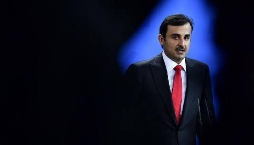 المعارضة القطریة: تمیم یتنازل سرا عن كمیات ضخمة من الغاز لإیران
