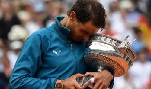 بطولة فرنسا المفتوحة: الاسباني نادال يحرز اللقب الحادي عشر بفوزه على تييم