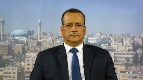 المبعوث الأممي السابق باليمن.. وزيرا لخارجية موريتانيا