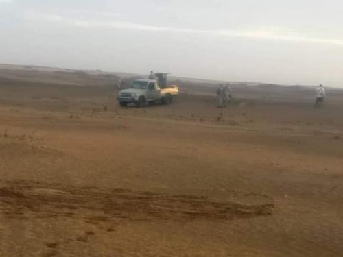 شاهد /قوات المقاومة الجنوبية تحكم سيطرتها على موقع العبيلات  في عسيلان بشبوة