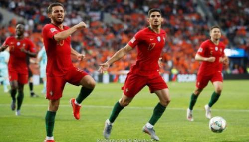 المنتخب البرتغالي بطلا لدوري أمم أوروبا بنسختها الاولى